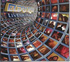 (2-CD's + 1 DVD) Eldritch - Livequake - Erstauflage, Limited Edition, Digipack