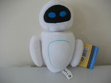 Disney Pixar Wall-e Eve Plush / Soft Toy With Tag
