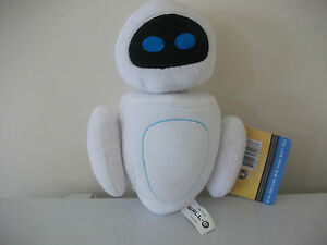 Disney Pixar WALL-E --EVE-- Plush / Soft Toy  BRAND NEW WITH TAG