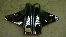 1980 Suzuki GS550E GS 550 E S409' fork ears head light holder set pair