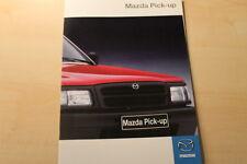 66454) Mazda Pickup Prospekt 12/1998