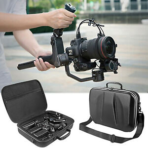 Storage Bag Carrying Case Large Capacity Case Accessories for ZHIYUN Weebill 2