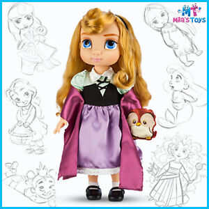 "Disney Animators' Collection Sleeping Beauty's Aurora 16"" Doll *Damaged Box*"