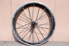 Mavic Cosmic Carbone SLR Carbon Road Bicycle Clincher front Wheel 700c