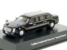 BoS 87345 Cadillac DTS Presidental State Car the Beast Staatskarosse USA 1:87 H0