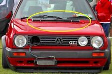 VW Golf Mk2 Jetta 84  GTI RARE Bonnet Vent Grille Grill Scoop Lufthutze NOS .