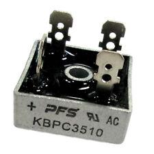 DE 50A//1000V 3-Phasen Brückengleichrichter Bürstenlos Generator Mit Kühlkörper