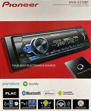 NEW Pioneer MVH-S312BT 1-DIN Digital Media Car Stereo, w/ Bluetooth