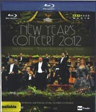 New Year's Concert 2012 [Blu-ray], New DVDs