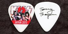 KISS 2015 Concert Tour Guitar Pick!!! TOMMY THAYER custom stage Pick JAPAN