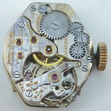 Vintage Mathey - Tissot LDS Mechanical Wristwatch Movement -  Parts / Repair