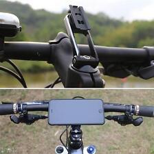 Universal Aluminum MTB Bike Bicycle Handlebar Bracket Cell Phone Mount Holder