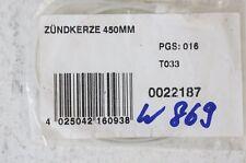 CANDELA 450mm 0022187 JUNKERS BOSCH riscaldamento gas installazione w869