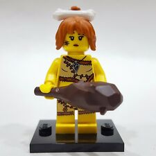 """LEGO Collectible Minifigure #8805 Series 5 """"CAVE WOMAN"""" (Complete)"""