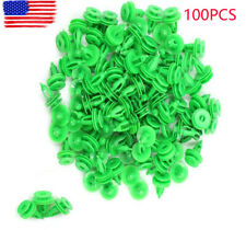 100pcs Door Panel Clip Trim Fastener Retainer Push PINFor Jeep Cherokee Chrysler