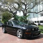 2007 Ford Mustang ROUSH STAGE 2 Authentic 2007 ROUSH Stage 2 Ford Mustang GT 5SPD Rare Black and Yellow Leather
