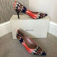 Paul Smith No.9 Daphnis Chaussures Cuir Verni UK 8 Détail Neuf en Boîte