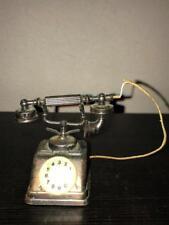 Miniature Pencil Sharpener - Telephone - Light wear.