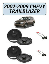 Fits Chevrolet Trailblazer 2002-2009 Factory Speaker Replacement Combo, PIONEER