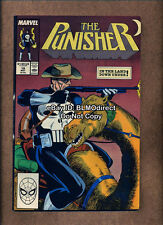 B39 1989 Punisher #19 Signed by Mike Baron w/ CoA First Print