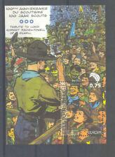 BLOK 142 scouts postfris** 2007