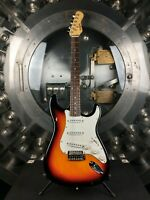 Ion Stratocaster Tobacco Burst Electric Guitar