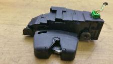 Peugeot 508 2011 Tailgate trunk boot lock catch latch 9671153580 BRO12721