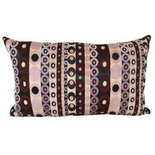 "Multi-Color Spotted Upholstery 14x24"" Decorative/Throw Pillow Case/Cushion Cover"