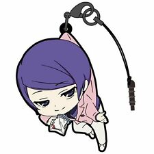 Tokyo Ghoul Tsukishima Shuu Cospa Pinch Tsumamare Phone Strap Dust Plug Anime
