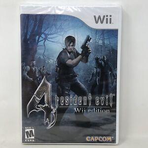 Resident Evil 4 - Nintendo Wii - Brand New Factory Sealed