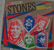 "ROLLING STONES ""HONOLULU HAWAI 1966"" LP LTD EDITION COLOURED VINYL BULL DOG BG09"