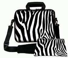 LUXBURG 13,3 Inch Design Laptop Notebook Shoulder Bag with Matching Mousepad #AF