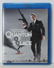 Quantum of Solace Blu-ray, excellent condition! James Bond 007