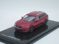 Mazda 6 Atenza 5-door Station Wagon 2019 red 1/64 Speed GT