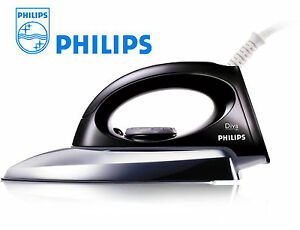 Philips Genuine Dry Iron GC 83 Low power consumption technology 750 watts