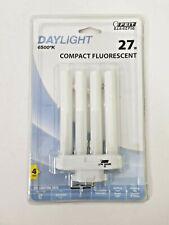 Feit Electric 27 watts Pl 5.875 in. L Cfl Bulb Daylight Speciality 6500K 1 pk