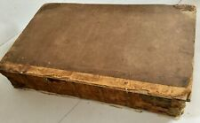 New listing King George The Third Dated 1817 The Statutes of the Realm Bound Huge