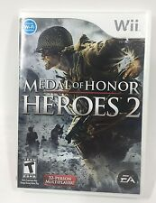 Medal of Honor: Heroes 2 - Nintendo Wii by Electronic Arts. Video Game