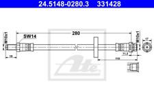 Bremsschlauch für Bremsanlage Hinterachse ATE 24.5148-0280.3