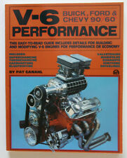 V6 PERFORMANCE Buick Ford Chevy 90/60 Book Pat Ganahl - HS3004000618