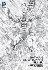 Batman R. I. P. Unwrapped by Grant Morrison (2015, Hardcover)