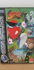 SPOT GOES TO HOLLYWOOD SEGA SATURN PAL COME NUOVO