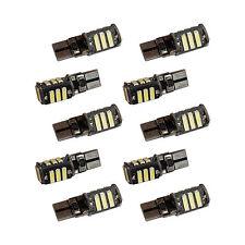 (3)10x 11 W5W T10 Standlicht XENON OPTIK LAMPE Kennzeichenbeleuchtung