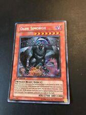 DARK SIMORGH SOVR-EN092 SECRET X1 JOBBER Yu-Gi-Oh