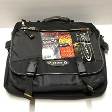 OGIO SPORT Messenger Laptop Bag New With Tags Black Jack Pack Immitrex Promo