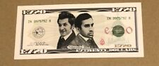 RARE Parks and Recreation Rec Screen Used Prop Entertainment 720 Dollar Bill