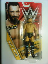 wwe mattel austin aries series 71 first time in the line wrestling