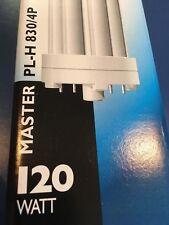 Philips Master Pl-H / 4P 120W/830 2G8-1 Lámpara Fluorescente Compacta 120W