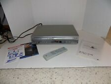 New listing Working 2003 Zenith Xbv 342 Dvd Vcr Combo Player Recorder w/ Remote