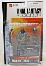 Final Fantasy The Spirits Within Ryan Whitaker Action Figure Bandai 2000 NIB